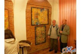Wernisaż wystawy malarstwa Jana Kuchty