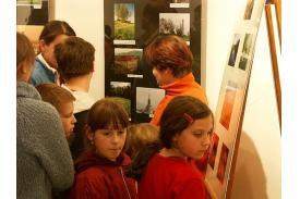 Wernisaż wystawy \''Skoczów - moje miasto w obiektywie\''