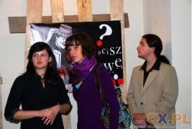 Wernisaż Natalii Riess oraz koncert Pawła Riess