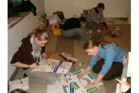 Finał WOŚP w Cieszynie - początek