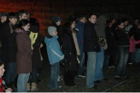 Finał WOŚP w Cieszynie - koncerty i Fire Show