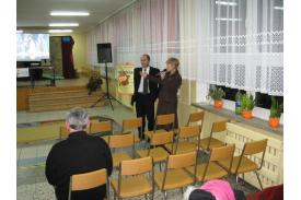 Wykład dr. n. med. Stanisława Bochenka