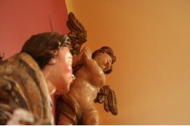 Barokowa wystawa w muzeum...