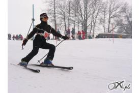 Mistrzostwa Skoczowa w slalomie gigancie