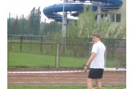 Zawody Lekkoatletyczne w Skoczowie