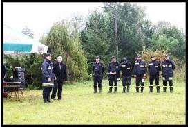 Gminne zawody drużyn Pożarniczych OSP gminy Goleszów.