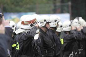Zawody Strażackie w Brennej
