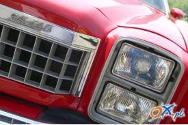 Zlot Samochodów Amerykańskich i Tuningowanych