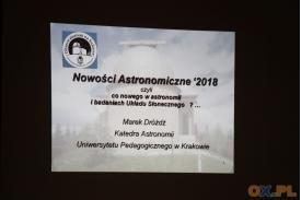 prelekcja multimedialna Marka Drożdża .