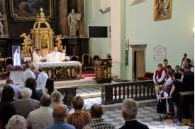 """""""XIII Dzień Tradycji i Stroju Ludowego"""" w Cieszynie"""