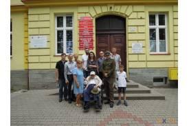 Niezwykła wizyta w muzeum