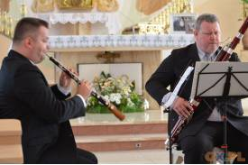 ''Organy i instrumenty dęte '' - Wieczór Muzyki Organowej i Kameralnej