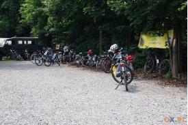 Spotkanie rowerowe z Ondraszkiem