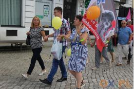 Marsz dla Życia w Cieszynie