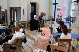 """""""A Piacere""""  - Chór Kameralny Instytutu Muzyki UŚ w Cieszynie"""