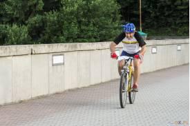 Sztafeta rowerowa 100