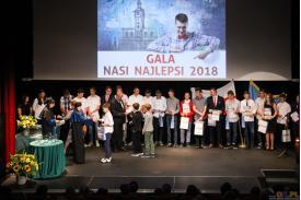 Gala Nasi Najlepsi 2018