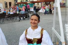 Noc Świętojańska na Cieszyńskim rynku