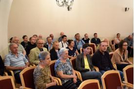 """""""Muzyczne Perły""""  koncert pod auspicjami Muzycznej Akademii Seniora"""