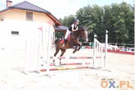Towarzyskie Zawody Jeździeckie w Skokach przez Przeszkody