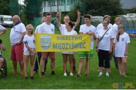 XVII Rodzinna Spartakiada Sołectw i Osiedli Gminy Skoczów cz.1
