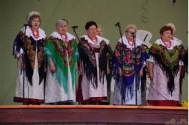 Wojewódzki Przegląd Wiejskich Zespołów Artystycznych  - koncert w Brennej