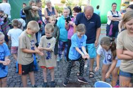 Otwarcie Igrzysk Dziecięcych KidsGames w Skoczowie