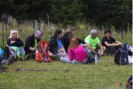 Wycieczka PTTK w Skoczowie na Wielki Rozsutec