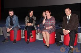 prezes ZG PZKO Helena Legowicz podczas przedfestiwalowej konferencji prasowej zapraszała wszystkich na to bogate w różnorodny program wydarzenie, fot. indi