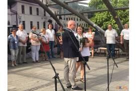Wręczenie nagród i dyplomów w konkursie / fot. MSZ