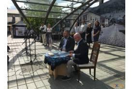 Podpisanie listu Przyjaźni z Miastem Partnerskim/ fot. MSZ