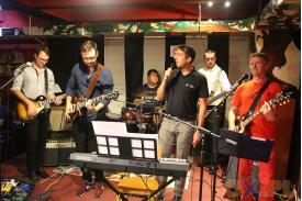 BC/DD koncertowało z okazji jubileuszu 5-lecia istnienia zespołu, fot. indi