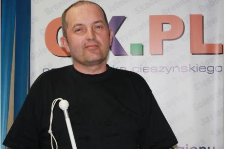 Andrzej Koenig. Fot: arc.ox.pl