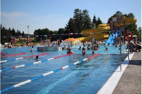 31 maja rusza basen w Strumieniu. fot. arc ox.pl