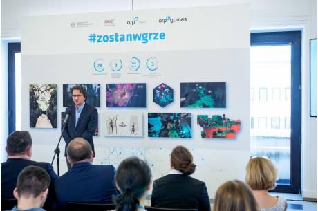 Z edycji na edycję pomysły są nie tylko ciekawsze treściowo, ale również są coraz lepiej dopracowane biznesowo – podkreśla dr Remigiusz Kopoczek, prezes ARP Games sp. z o.o.