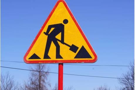 Utrudnienia w ruchu drogowym w Hażlachu i Zamarskach