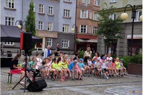 Dzień Dziecka  i Cieszyńska Noc Folklorystyczna