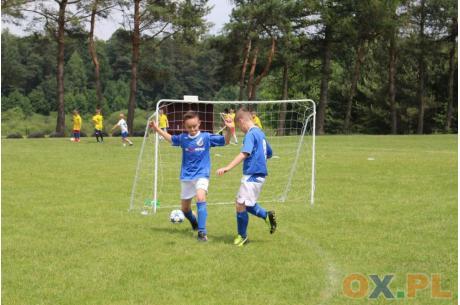 Turniej z okazji Dnia Dziecka / fot. Marta Szymik