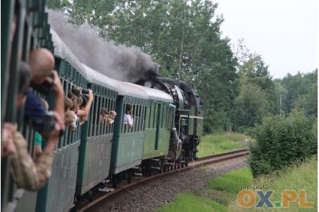 Zabytkowym pociągiem z Czeskiego Cieszyna