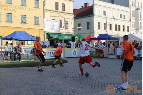 Już w najbliższy piątek (08.06) startuje w Cieszynie Uliczne Granie / fot. arc.ox.pl