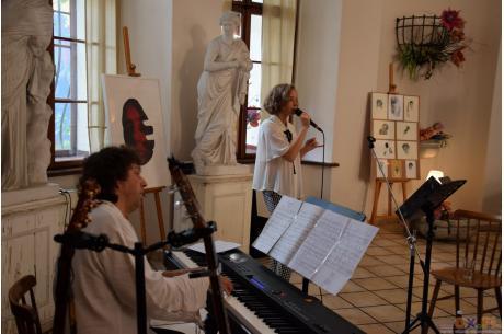 Koncert absolwencki Hanny Stoszek