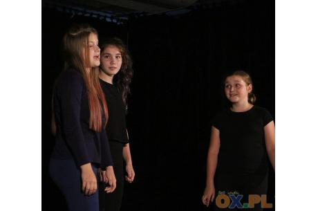 Zaolzie. Występy szkolnych grup teatralnych działających przy PSP Czeski Cieszyn