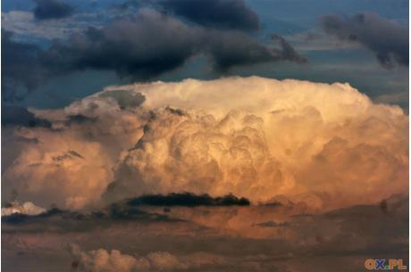 Wieczorem czeka nas załamanie pogody. fot. Jan Bacza
