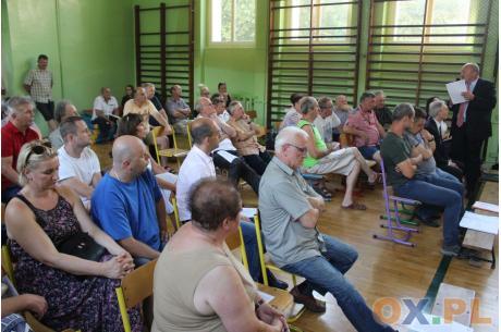 21 czerwca odbyły się drugie konsultacje  ws. remontu ul. Katowickiej oraz ograniczenia ruchu tirów  / fot. MSZ