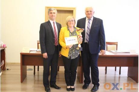 Sołectwo Godziszów w klasyfikacji drużynowej zajęło pierwsze miejsce w rywalizacji pomiędzy sołectwami / fot. MSZ