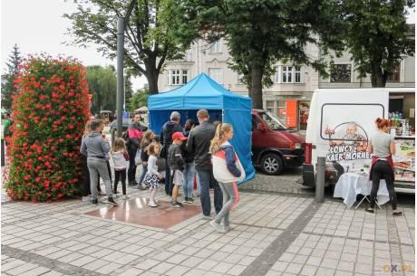 Letni Zlot Food Trucków w Ustroniu