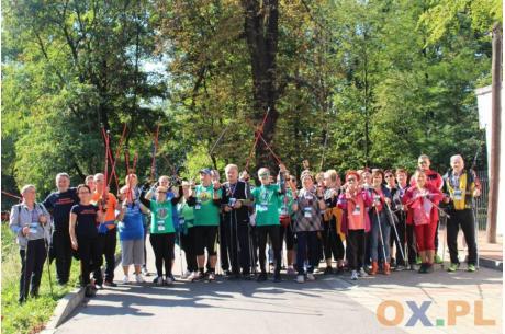 Marsz seniora w Cieszynie/ fot. arc. ox.pl