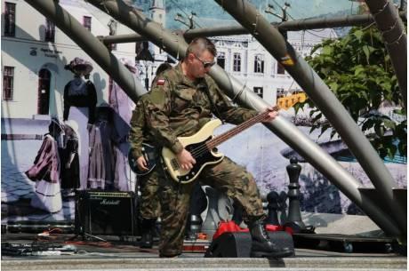 Zespół SAN QUENTIN laureatem 9. Military Festival / fot. organizator