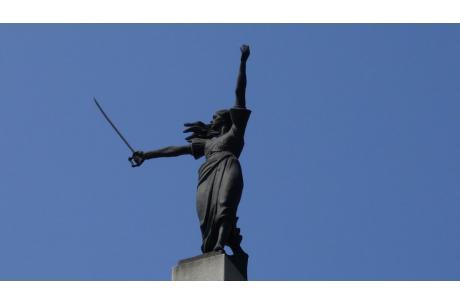 10 lat od rekonstrukcji Ślązaczki / fot. MSZ