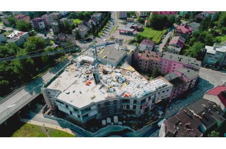 Otwarcie Galerii Stela w Cieszynie zaplanowano na październik / fot. mat.pras.